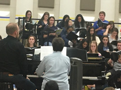Region Choir - Mixed Rehearsal