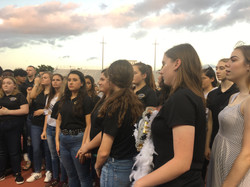 Chorale at Homecoming