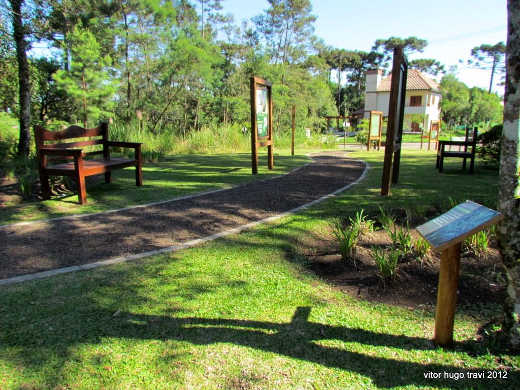 Planejamento de Trilhas e Parques