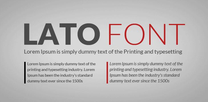 lato-font-free