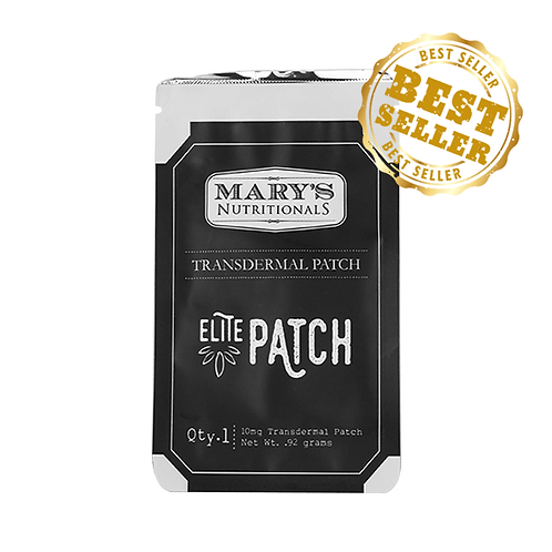 ( Mary's Nutritionals ) – Elite CBD Patch (10mg CBD)