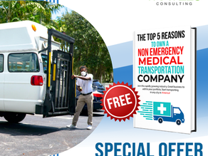 HOW TO START A NON EMERGENCY MEDICAL TRANSPORTATION COMPANY
