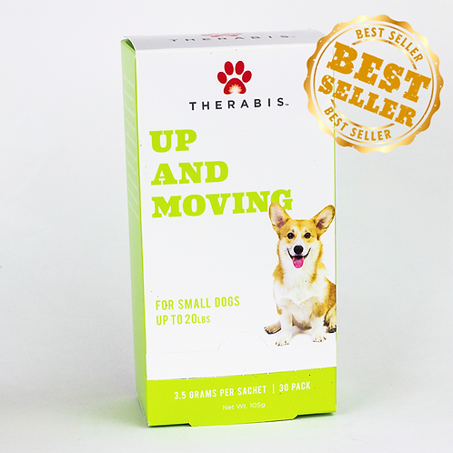 ( Therabis ) – Up and Moving CBD for Pets