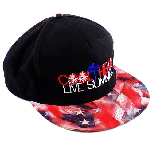 All American Edition Snap Back