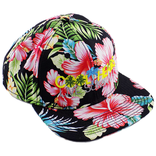 Floral Edition Snap Back