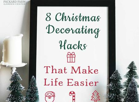 8 Christmas Decorating Hacks That Make Life Easier