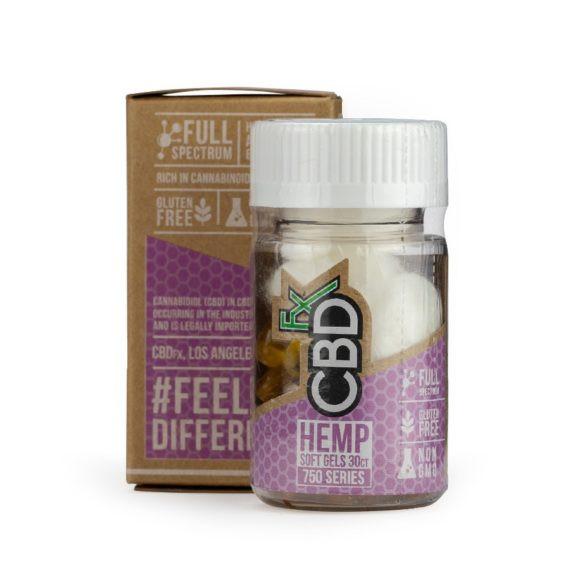 cbdfx capsules greenly organic