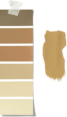 paint_swatches_shades_of_brown