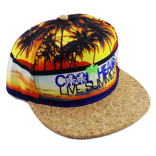 Tropical Edition Snap Back