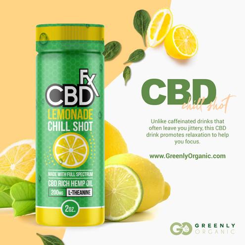 CBD Flyer Design