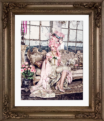 the_pink_lady_silver_frame_sample