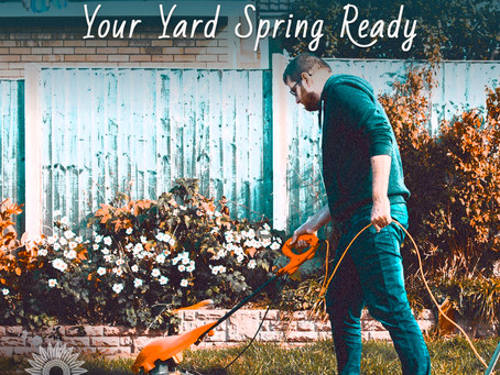 The Simple Guide to Getting Your Yard Spring Ready