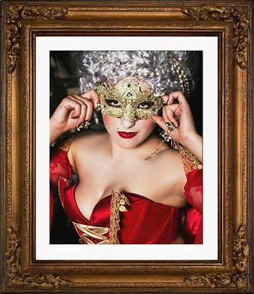 lady_in_red_gold_frame_sample