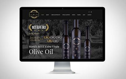 laconiko_site_designed_by_Wix_Partner_marketplace