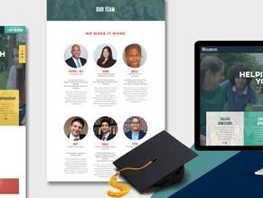 Education Website Designer