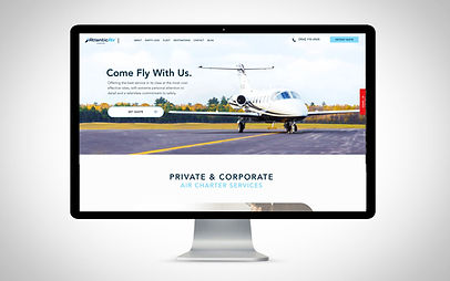 wix website example wix designer private jet website designer