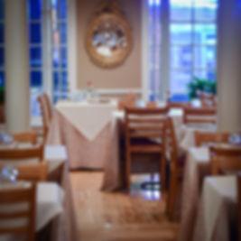 elizabeths bistro dinning room