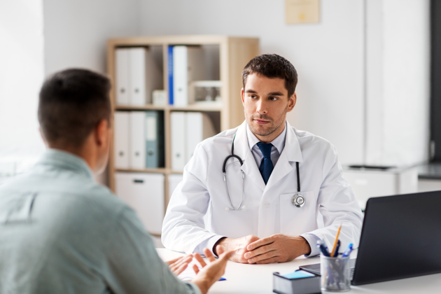Talk to a doctor about CBD dosage