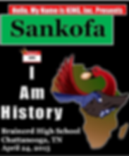 hello my name is king sankofa