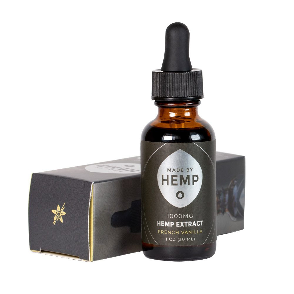 made by hemp tincture greenly organic