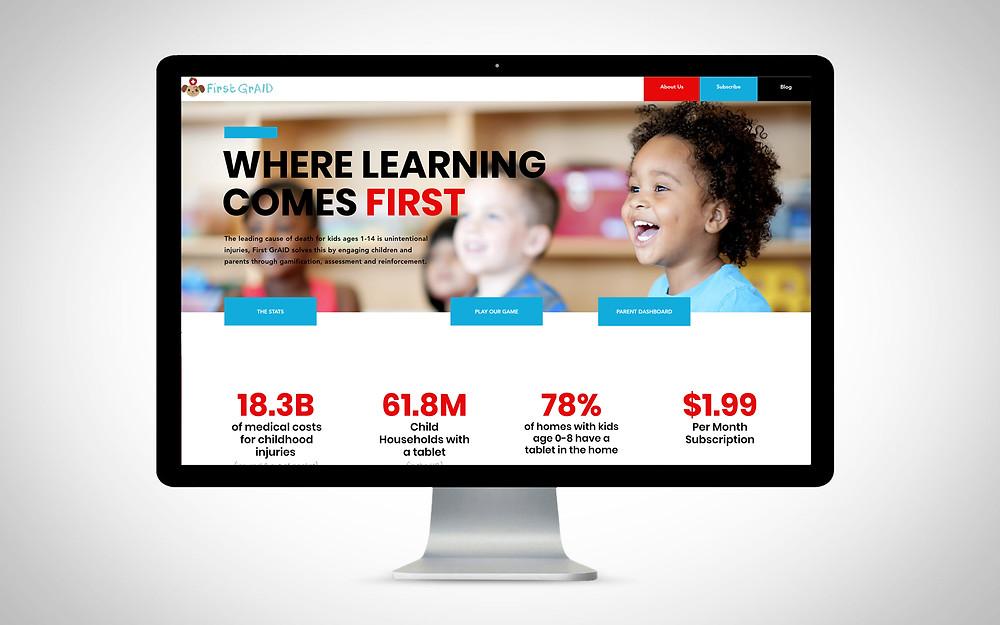 wix certified expert site example portfolio