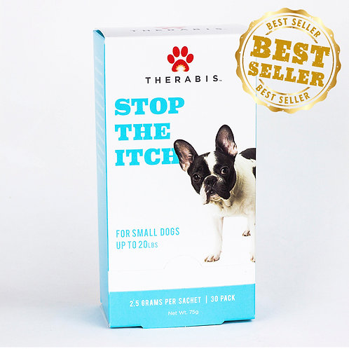 ( Therabis ) – Stop the Itch - CBD Hemp Oil for Pets