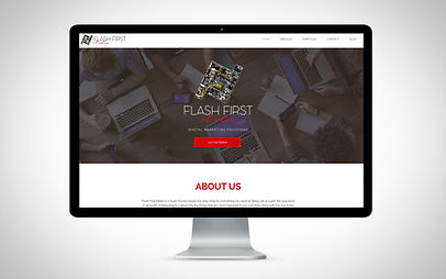 wix_website_design_flash_first_media_seo_crystal_coded
