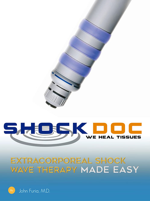EXTRACORPOREAL SHOCK WAVE THERAPY MADE EASY