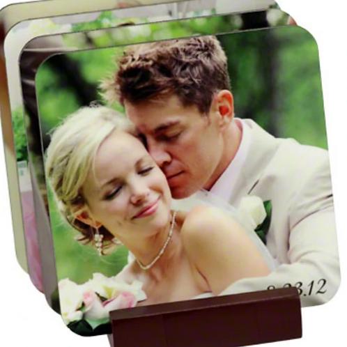 Custom Printed Coasters (set of 4)