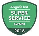 Angies's List Super Service Awared 2016