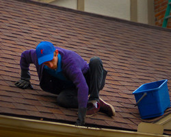 gutter cleaning bloomfield Michigan