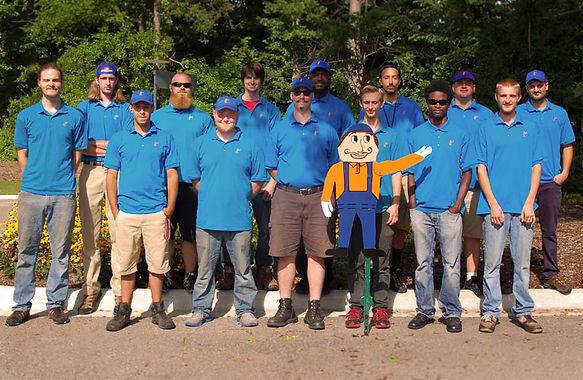 Prestissimo Window Cleaning Crew 2015