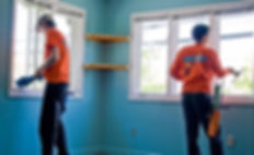 Carl & Glen Scott - Prestissimo Window Cleaning Company