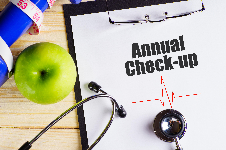 Annual Financial Health Check