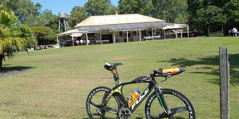 Noosa Training Camp - Just the camp