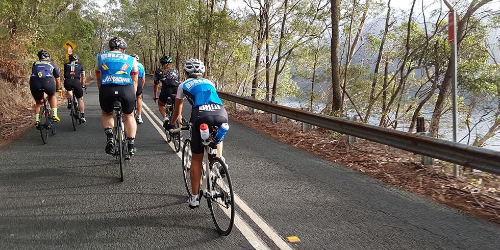 Waterfall-Nasho Training Ride