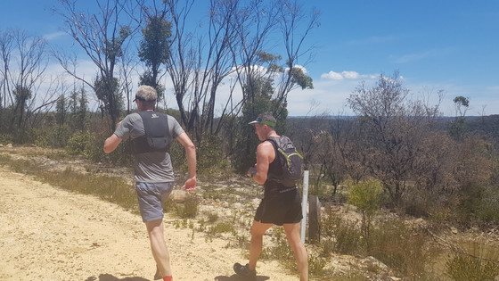 A Blue Mountains bush-bash run report while solving the problems of marathon in Australia