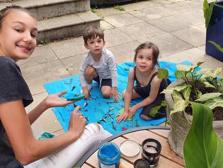 Simple Science Experiments at Home for Kids