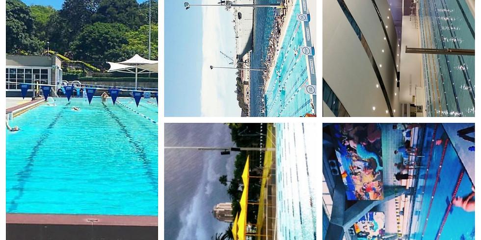 Sydney 5 Pools Aquathlon