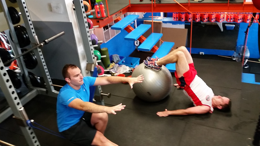 Mobility, strength & conditioning