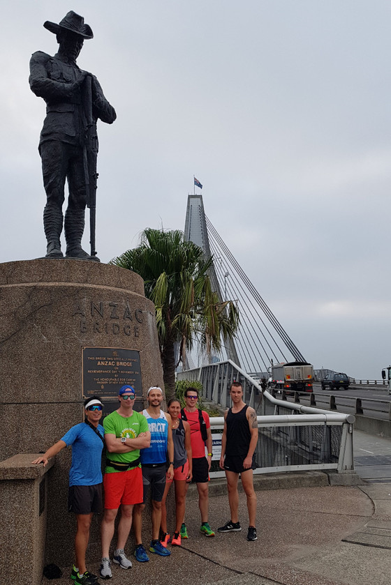 7 Bridges Run Report