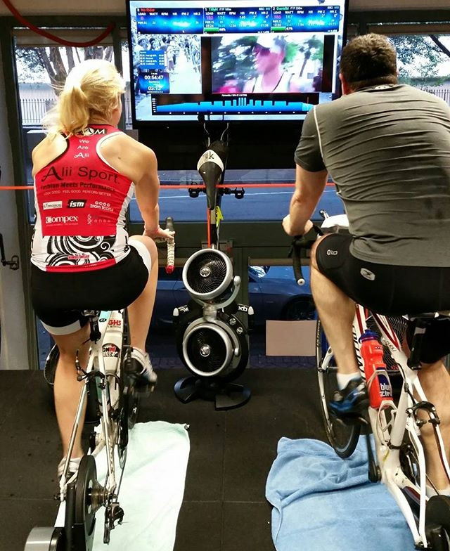Indoor cycling, cycle studio, sydney