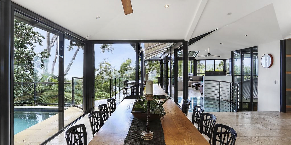 Noosa Training Camp - Little Cove House
