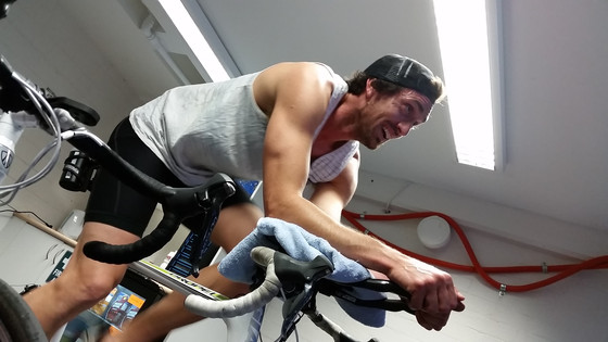Grisha's Ironman Korea Race Report