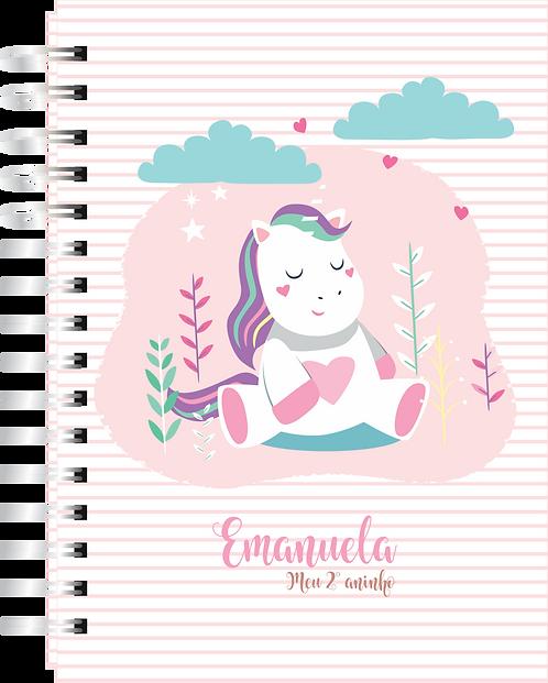 Arquivo digital Álbum e diário do bebê Meu 2º ano