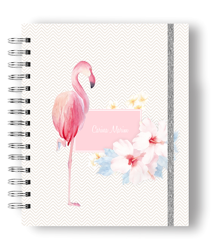 Big Planner Flamingos 2021