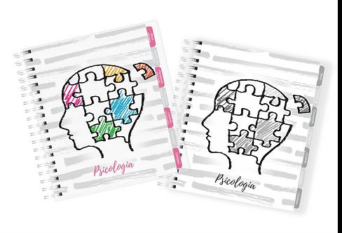 Combinado Capas e divisórias Psicologia
