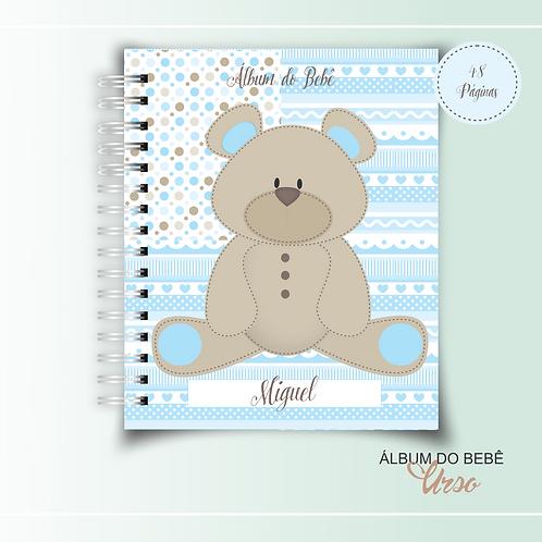 Álbum do Bebê Urso