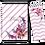 Thumbnail: Arquivo digital Bloquinho Minhas Compras (4 capas)