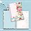 Thumbnail: Caderno Floral Rosas